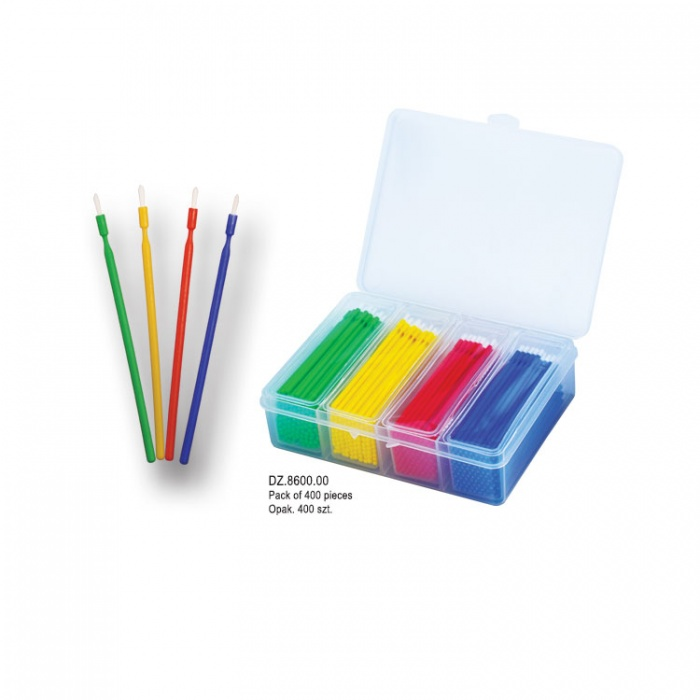 Bendable Bond Brushes Assorted (Pack Of 400 Pieces)