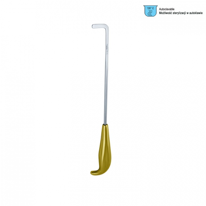Breast Dissector Angulated Blade 420mm