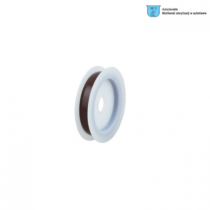 Color Coding Tape Brown, 7mm X 3 Meters