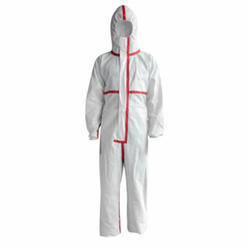 Disposable Coveralls: Cat III, Type 4B [Product Code: 272-165]