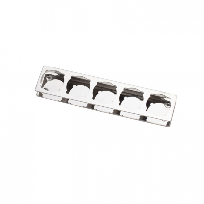 Glass Bottle Stand Stainless Steel