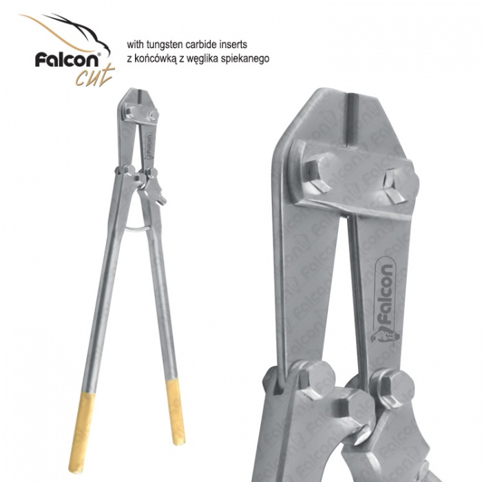 Falcon-Cut Wire/Pin Cutter Multi-Joint 470mm Ow.604.470