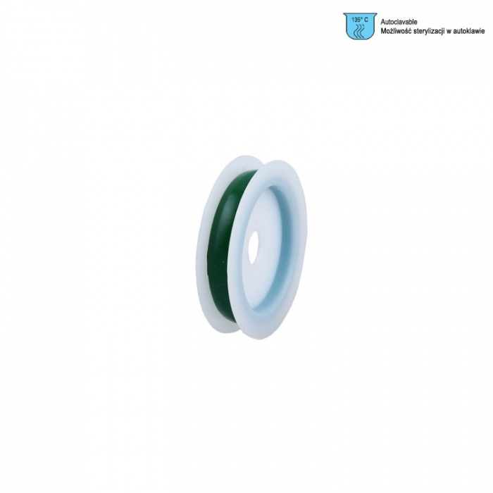 Color Coding Tape Green, 7mm X 3 Meters