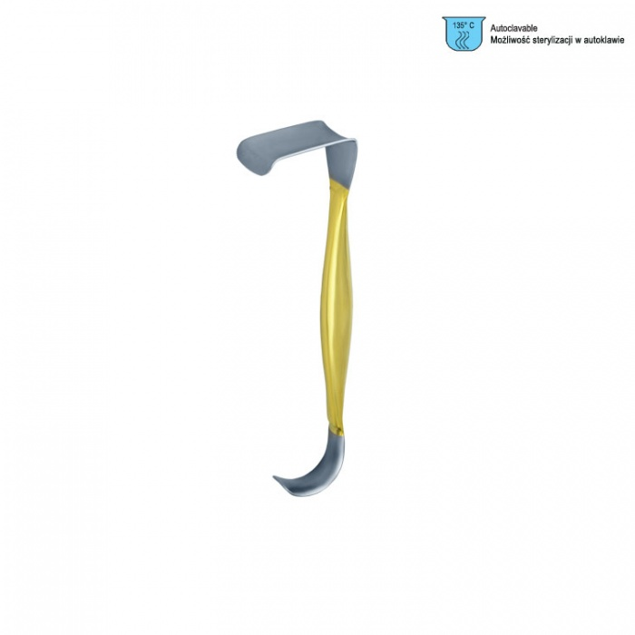 Retractor Breast Double-Ended 22X55mm/38X70mm, 310mm