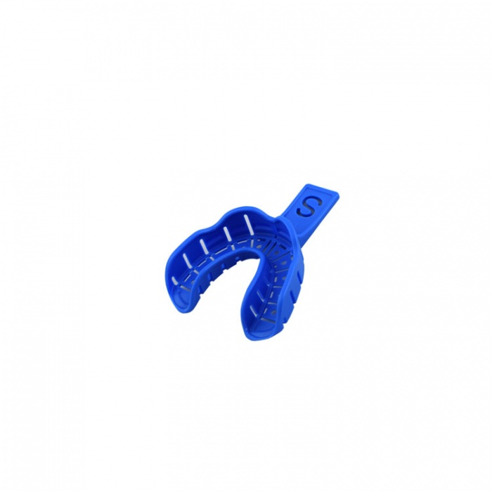 Disposable Impression Trays For Implants Lower Small (10 Pieces)