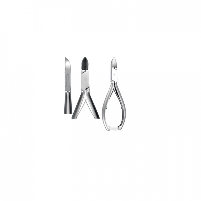 Professional-Line Manicure Nail Nipper With Lock 125mm