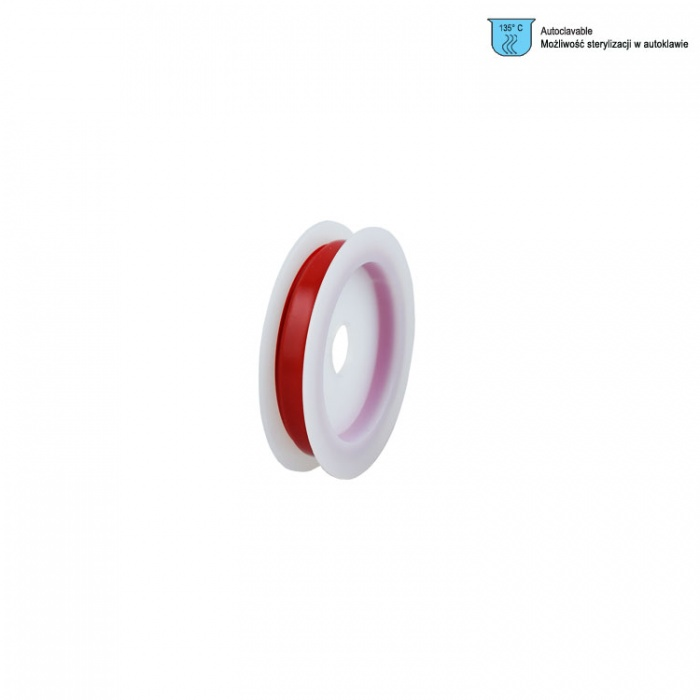 Color Coding Tape Red, 7mm X 3 Meters